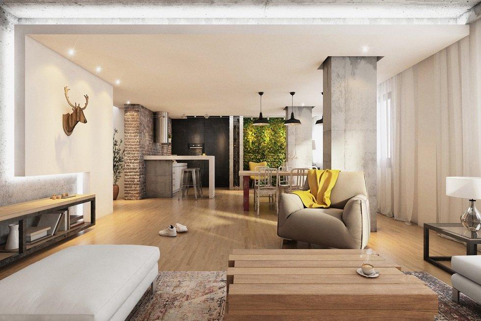 Las viviendas sostenibles empiezan a estar de moda