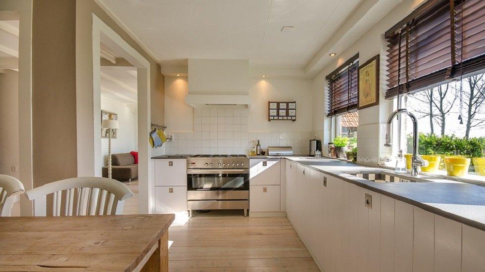 Ampliar los metros de la cocina