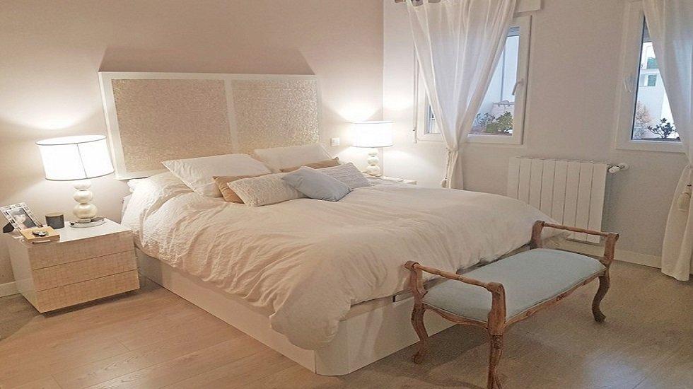 Habitaciones para relajarse plenamente