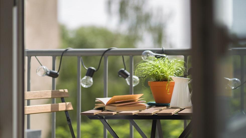Soluciones e ideas para balcones pequeños
