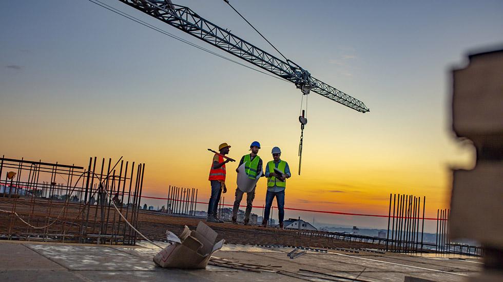 Los ingenieros proponen doblar la inversión en obra pública para reactivar la economía