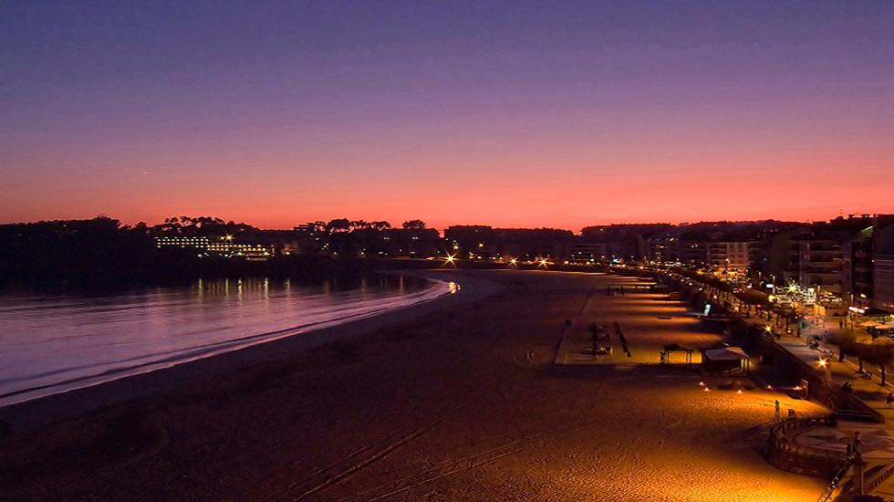 municipio de Sanxenxo en Pontevedra