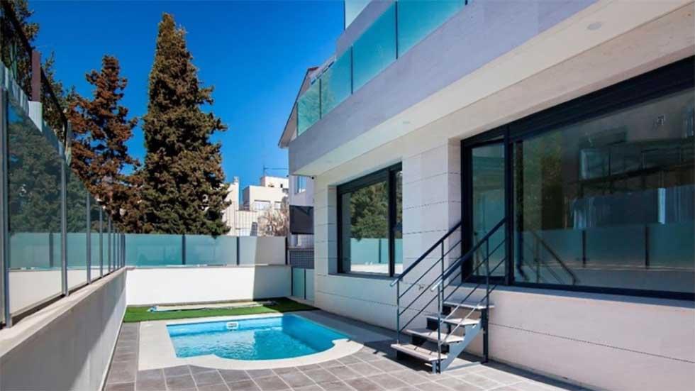 El alquiler de lujo de Madrid