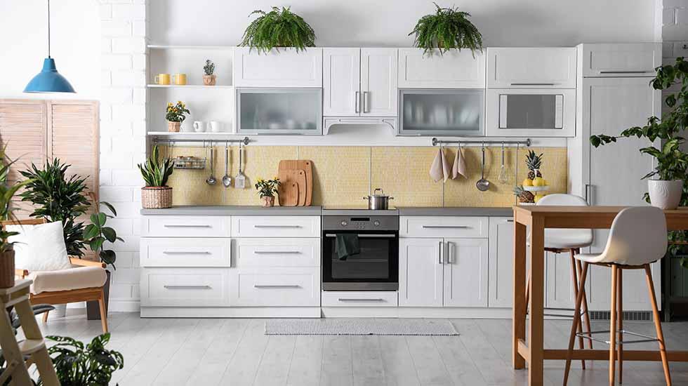 Claves para escoger los colores para tu cocina