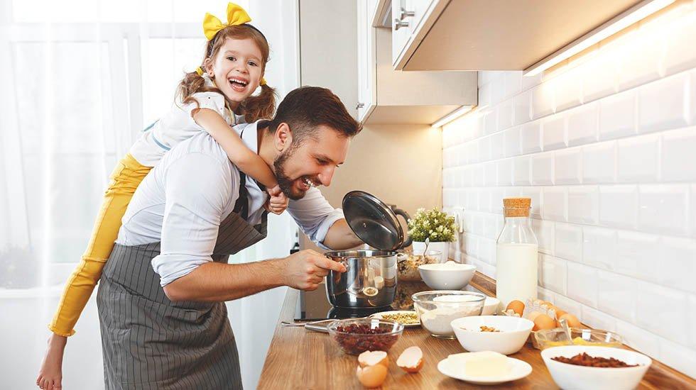 Cómo sacar partido a las cocinas pequeñas