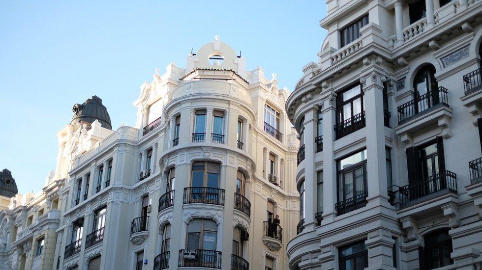 La obra nueva de lujo de Madrid es un 40% más cara que la de segunda mano