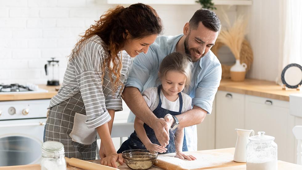 Consejos para reformar tu cocina y disfrutar en familia