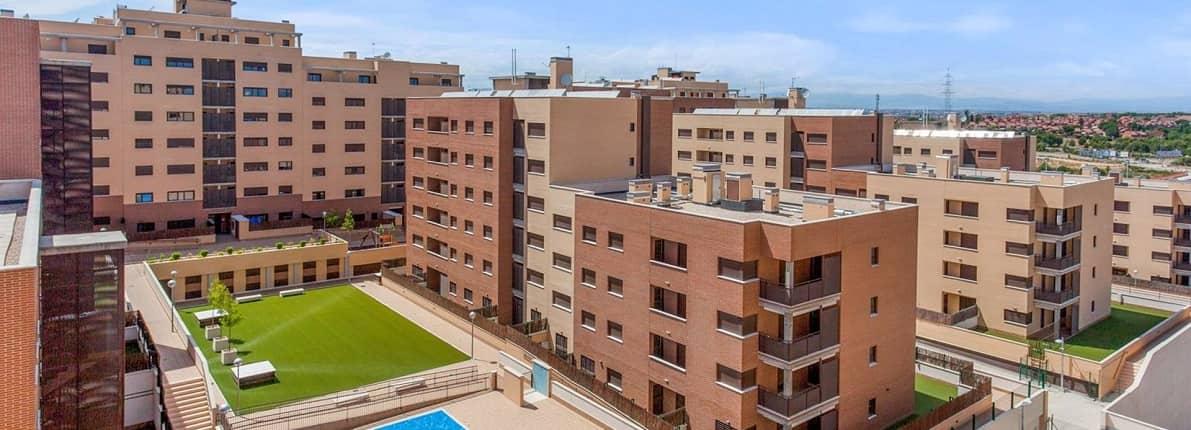 Madrid cuenta con 450 viviendas más de alquiler protegido