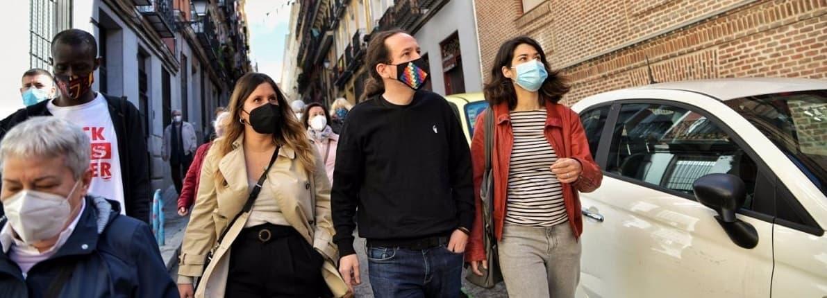 """Pablo Iglesias: """"hay que regular el alquiler con techo de precios; Europa va en esa línea"""""""