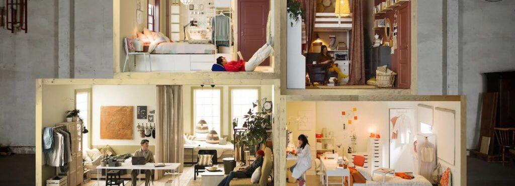 Ikea implanta en España el alquiler de muebles y objetos decorativos