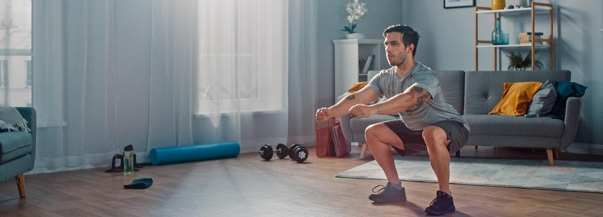 4 consejos para crear un gimnasio en casa