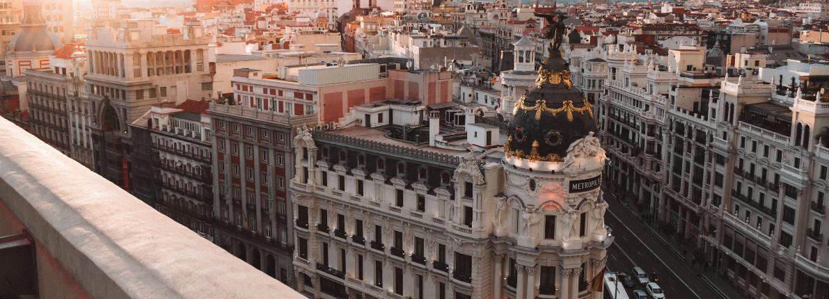 Se restringe el alquiler turístico en Madrid a pisos que estén en la primera planta