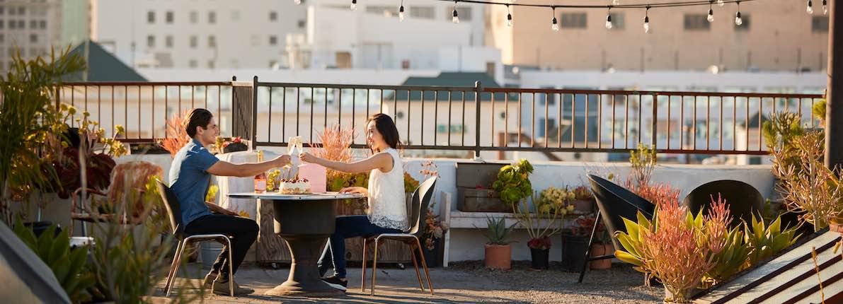 ¿Qué pasará con las viviendas pequeñas sin terraza ni balcón?