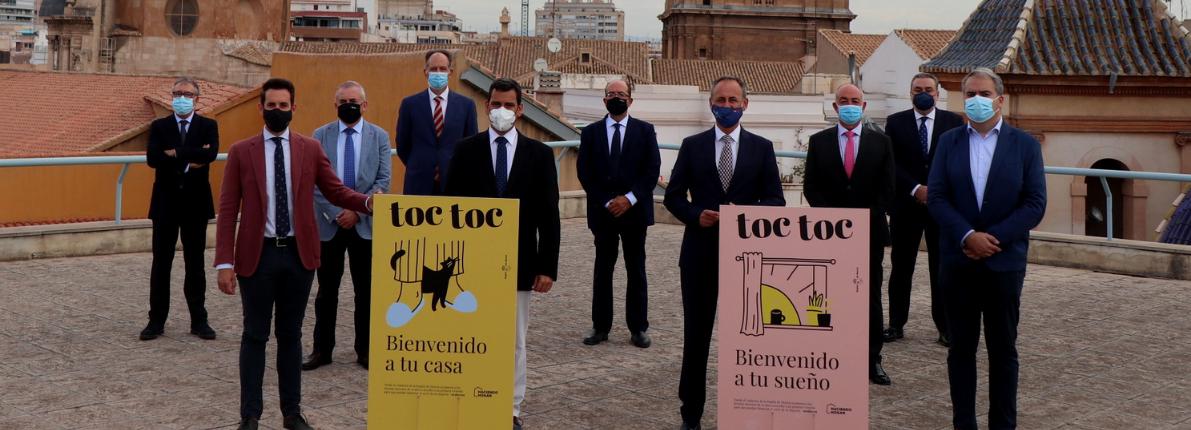 Fotocasa entrevista al Consejero de Fomento de la Región de Murcia por el lanzamiento de su línea de avales