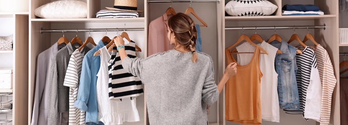 ¿Cómo hacer un armario empotrado en casa?