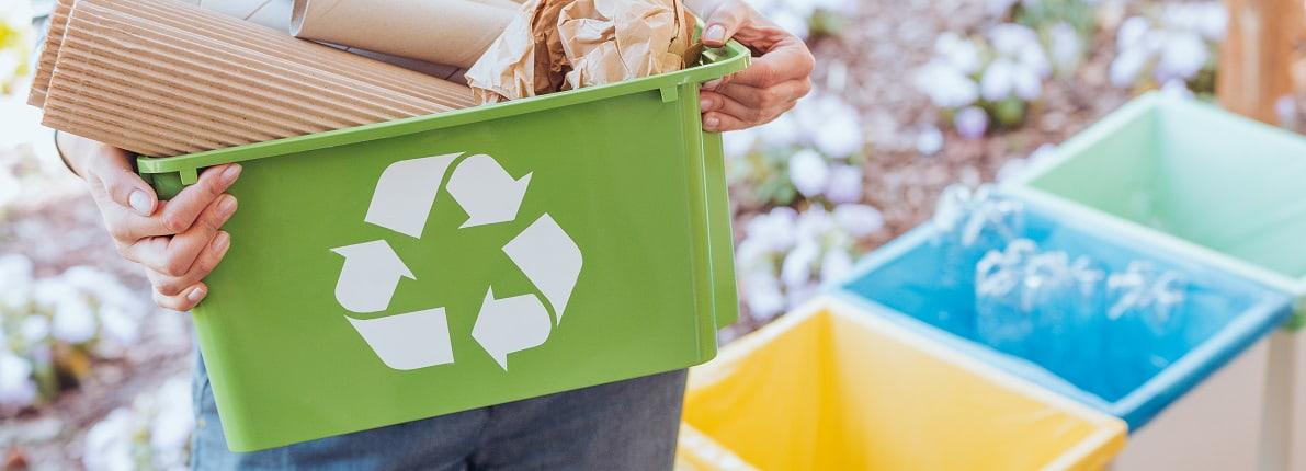 Cómo reciclar en casa de la manera más fácil