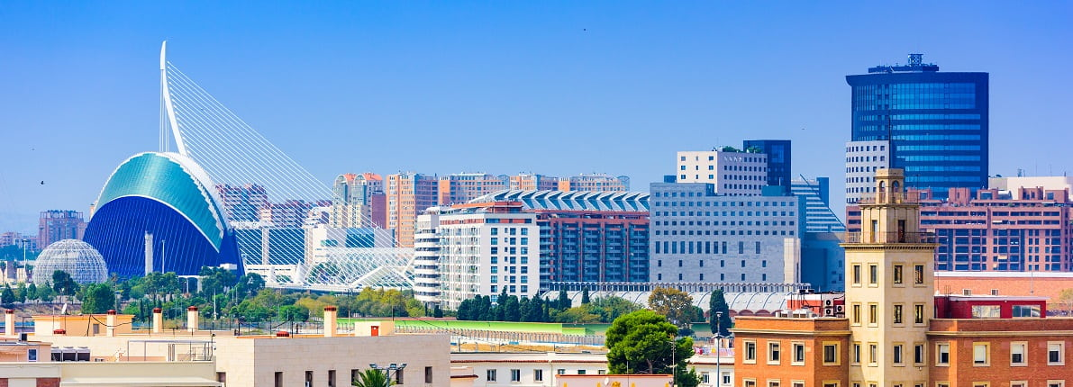 El mercado inmobiliario valenciano es el que más ha sufrido por la pandemia
