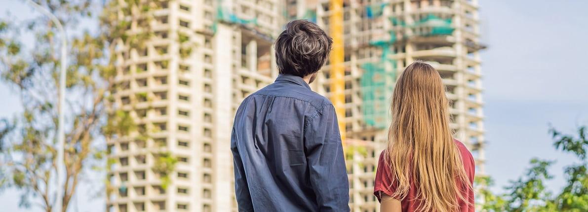 Aumenta el porcentaje de compradores que solo buscan vivienda de obra nueva